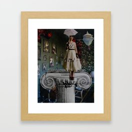 Odalisque IV Framed Art Print