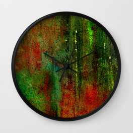 The Red Carpet Wall Clock