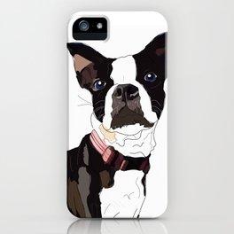 Nadia's Boxer iPhone Case