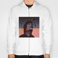 Abstract Rendez Vous Night Hoody
