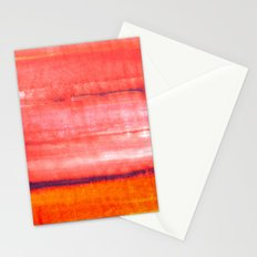 Summer heat Stationery Cards