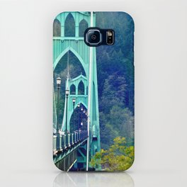 ST. JOHN'S BRIDGE iPhone Case