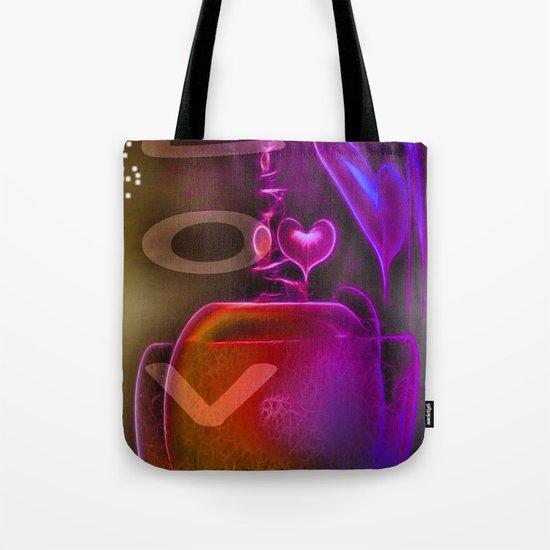 Love on Ice 2 Tote Bag