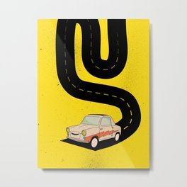 Road Hog Metal Print