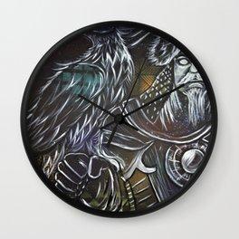 Mongolz Wall Clock