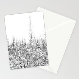 Winterland Stationery Cards