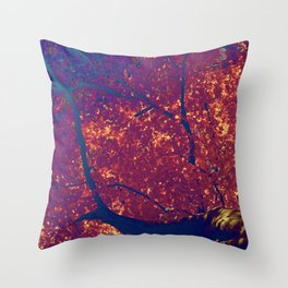 Arboreal Vessels - Pulmonary Throw Pillow