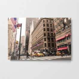 ArtWork New York City Photo Art Metal Print