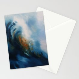 Above the storm Stationery Cards