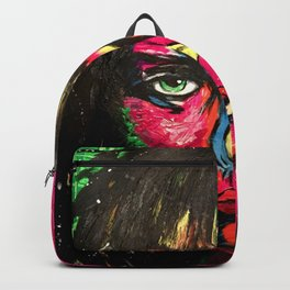 MIA WALLACE DON'T BE A SQUARE Backpack
