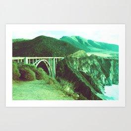 Big Sur II // California Art Print
