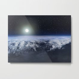 Until the end of time Metal Print