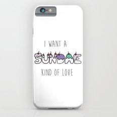 Sundae Kind Of Love Slim Case iPhone 6s