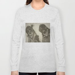 Clopin Trouillefou, The Hunchback of Notre Dame Long Sleeve T-shirt