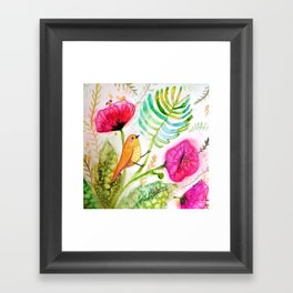 tropicoco Framed Art Print