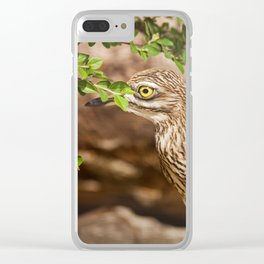 Taking a closer look Clear iPhone Case