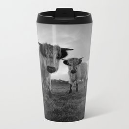 High Park Cow Mono Travel Mug