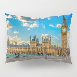 Big Ben Westminster Pillow Sham