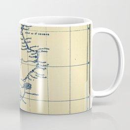 Patagonia - Blue Vintage Coffee Mug