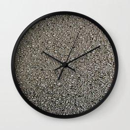 Stone Wall Texture #18a Wall Clock