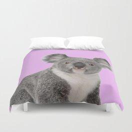 Pretty Cute Koala Duvet Cover