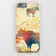 Chinese Lunar New Year and 12 animals ❤ The OX 牛 iPhone 6s Slim Case