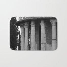 Temple of Vesta Rome Italy Bath Mat