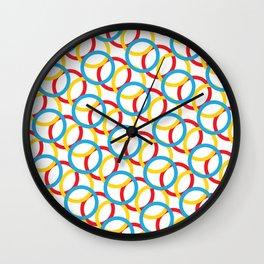 Larapa skatepark Wall Clock