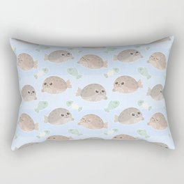 Seal pattern Rectangular Pillow