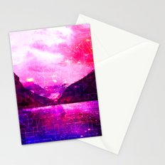 Spaced Louise Stationery Cards