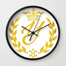 Yaba Wall Clock