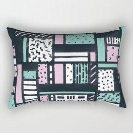 Pattern Pop Rectangular Pillow