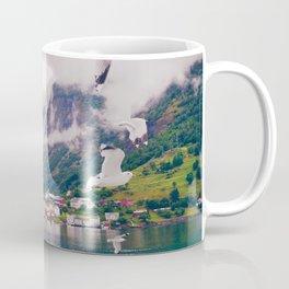 Wandering in Fjords Coffee Mug