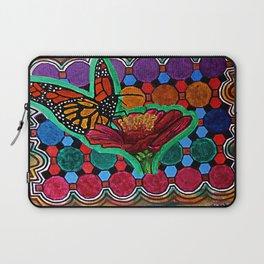 Cindy's Butterfly Laptop Sleeve