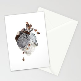 The Heart Stationery Cards