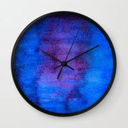 Cosmic Dreamer Wall Clock