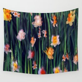 Narcissus Wall Tapestry