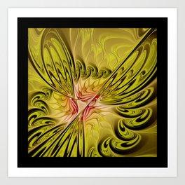 framed pictures -60- Art Print