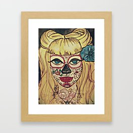 JAP SAM VINTAGE Framed Art Print