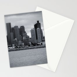 City and Airfield Stationery Cards