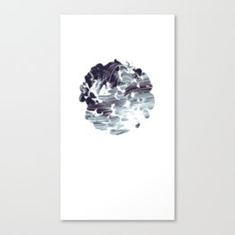 Sustained Canvas Print