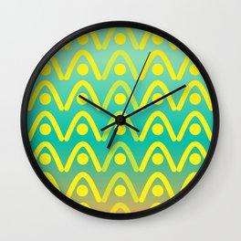 togetherness Wall Clock
