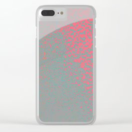 plastic oceans. one Clear iPhone Case