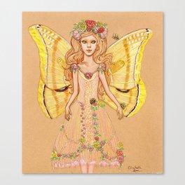 Beekeeper's Dress Canvas Print