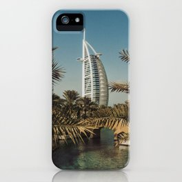 Burj Al Arab - Dubai iPhone Case