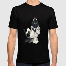 DOMESTIC WEREWOLF T-shirt