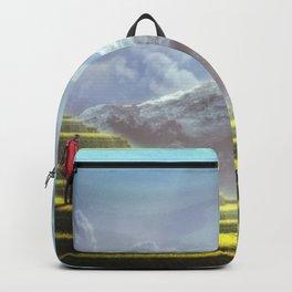 Fantasy Landscape Adventure Backpack