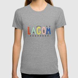Lagom colors T-shirt