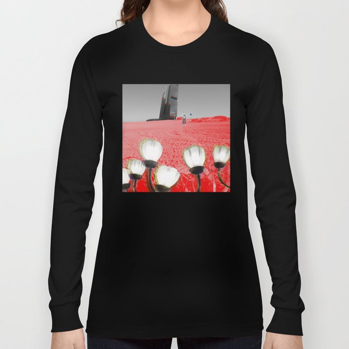Surreal Living 27 · The Visitor Long Sleeve T-shirt