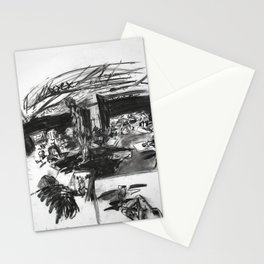 Life Drawing Studio Stationery Cards